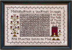 Vexation Sampler from Plum Street Samplers - click for more