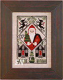 2007 Limited Edition Let It Snow Santa from The Prairie Schooler -- click to see a more