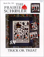 Prairie Schooler's #188 Trick or Treat Leaflet -- click to see more