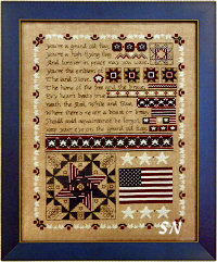 Grand Old Flag from Rosewood Manor - click for more