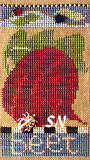 The Farmer's Market -- Beet from SamSarah Design Studio - click for more