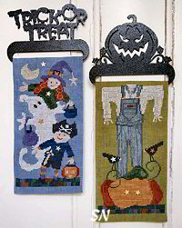 Halloween Banners from SamSarah Design Studio