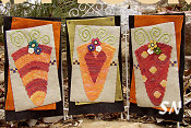 Three Carrots from SamSarah Design Studio - click to see more