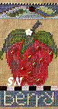 Farmer's Market-- Fresh Berry from SamSarah Design Studio - click for more