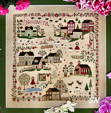 Spring Village from Sara Guermani - click to see more