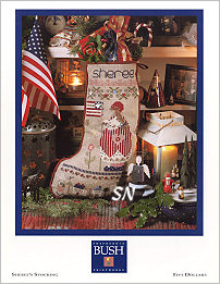 Sheree's Stocking from Shepherd's Bush - click for a larger view