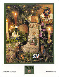 Sophie's Stocking from Shepherd's Bush - click for a larger view