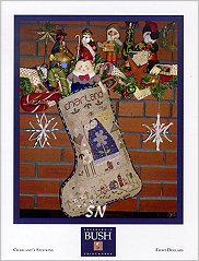 Charland's Stocking from Shepherd's Bush - click for a larger view
