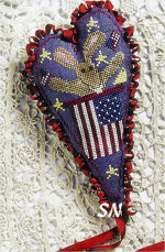Uncle Sam Wabbit from Sheepish Designs
