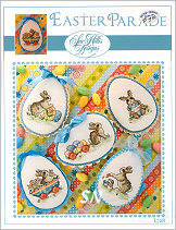 Easter Parade from Sue Hillis -- click to see more
