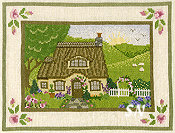 Teresa Layman English Cottage -- click to see a larger view!