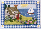 Teresa Layman My Cottage By The Sea -- click to see a larger view!