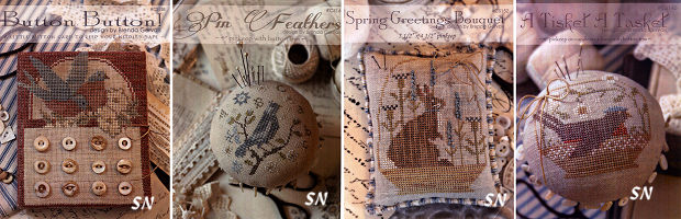 Tied With Heart Strings from With Thy Needle & Thread -- click to se lots more